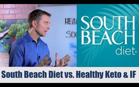 South Beach Diet vs. Healthy Keto and Intermittent Fasting