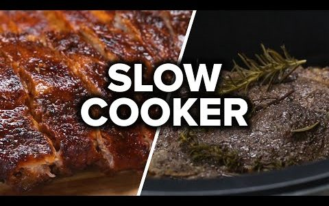 5 Hearty Slow Cooker Recipes