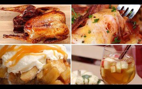 7 Easy Thanksgiving Recipes