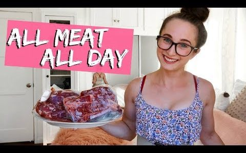 WHAT I EAT on the CARNIVORE DIET ???????? The Science & Theory of the Carnivore Diet