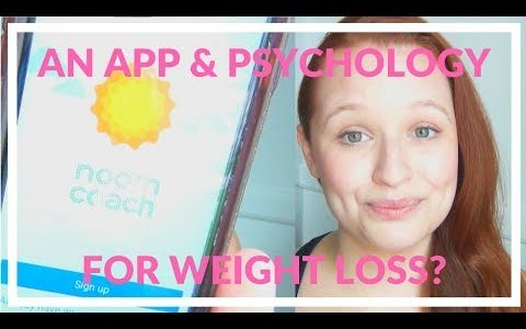 An App And Psychology To Lose Weight? ♥ Noom App Review