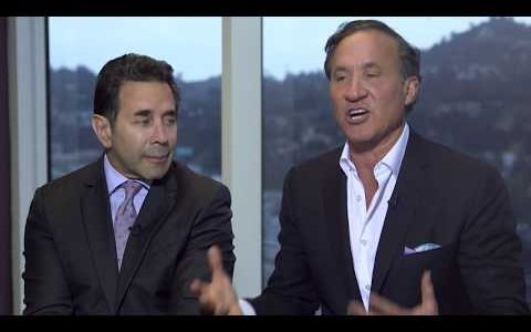 Interview with Dr Terry Dubrow and Dr Paul Nassif .