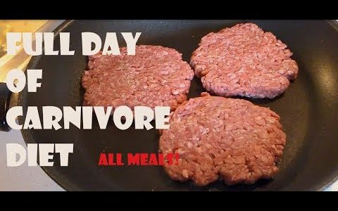 Full Day of Eating on a Carnivore Diet