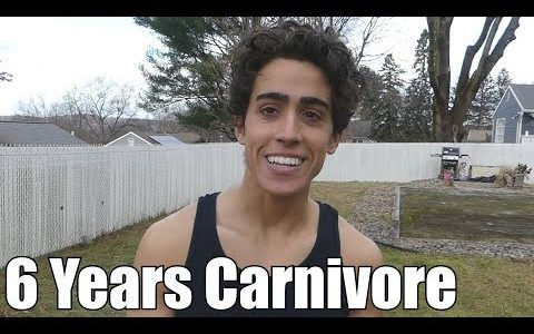 6 YEARS on the CARNIVORE DIET!