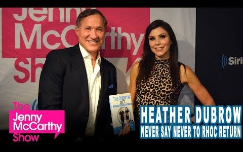 Heather Dubrow on Returning to RHOC