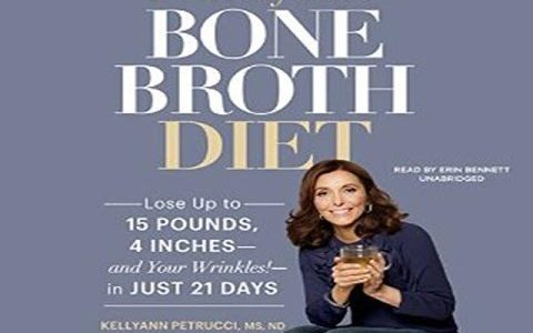 Dr. Kellyann's Bone Broth Diet: Lose up to 15 Pounds, 4 Inches - in Just 21 Days, Audiobook