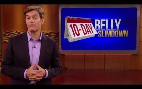 Dr Oz and the 10 Day,  Bone Broth, No Deprivation, No Breakfast, Seven Hour Eating Window Diet