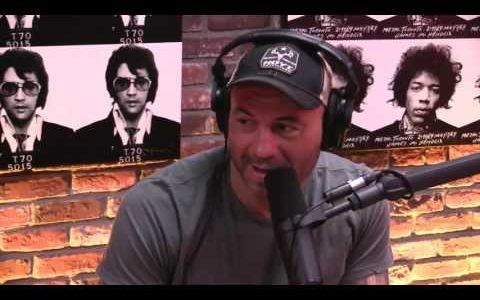 Joe Rogan - Drinking Bone Broth and Eating Bone Marrow