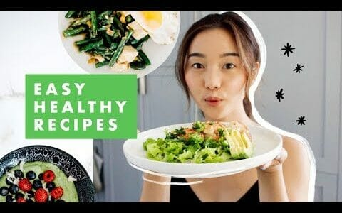 Easy Healthy Recipes | What I Eat To Get Fit