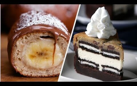 The Best Tasty Desserts of the Year • Tasty