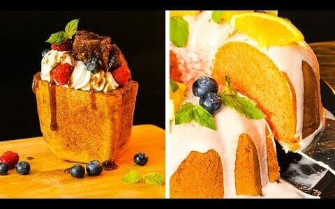 SIMPLE DESSERT IDEAS YOU CAN COOK AT HOME    5-Minute Recipes To Become a Chef!