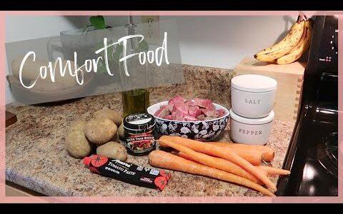 Beef Stew | Comfort Food | Crockpot Recipe