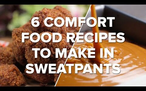 6 Comfort Food Recipes To Make In Sweatpants •Tasty Recipes