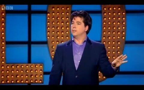 Michael McIntyre on Condiments | Live at the Apollo | BBC