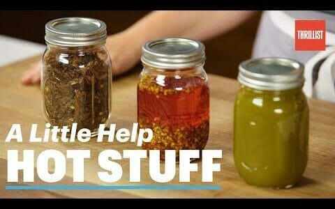 How to Make Your Own Spicy Condiments || A Little Help: Hot Stuff