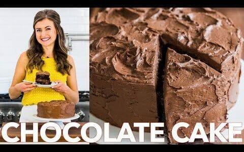 The Ultimate Chocolate Cake Recipe