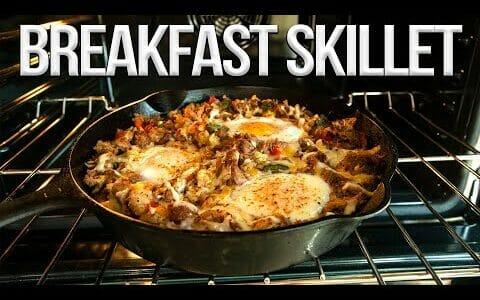 Easy One Pan Breakfast Skillet | SAM THE COOKING GUY 4K
