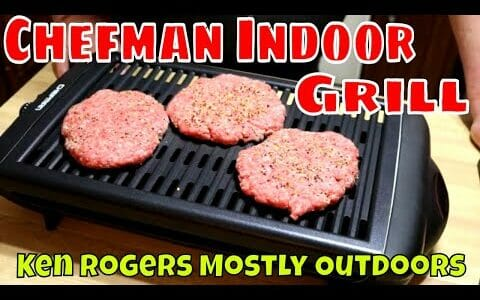 Chefman Electric Smokeless Indoor Grill   Product Review