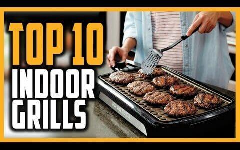 Top 10 Best Indoor Grills in 2021   What is The Best Indoor Grill For Steaks