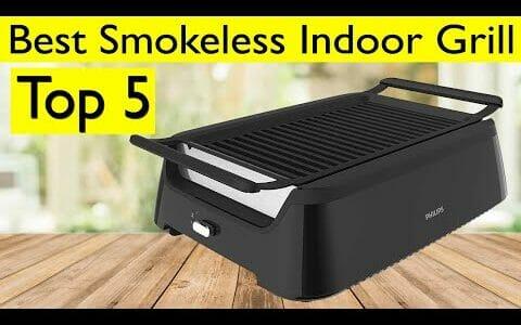 Top 5 Best Smokeless Indoor Grills 2021
