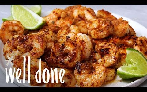 Spiced Shrimp With Avocado Oil: A Great Addition To Any Salad Or Pasta   Recipe   Well Done